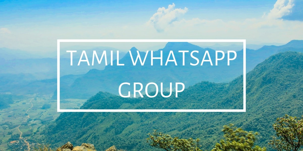 tamil item whatsapp group join